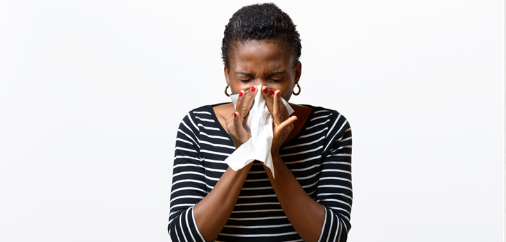 Allergies, Chiropractic treatment for allergy symptoms