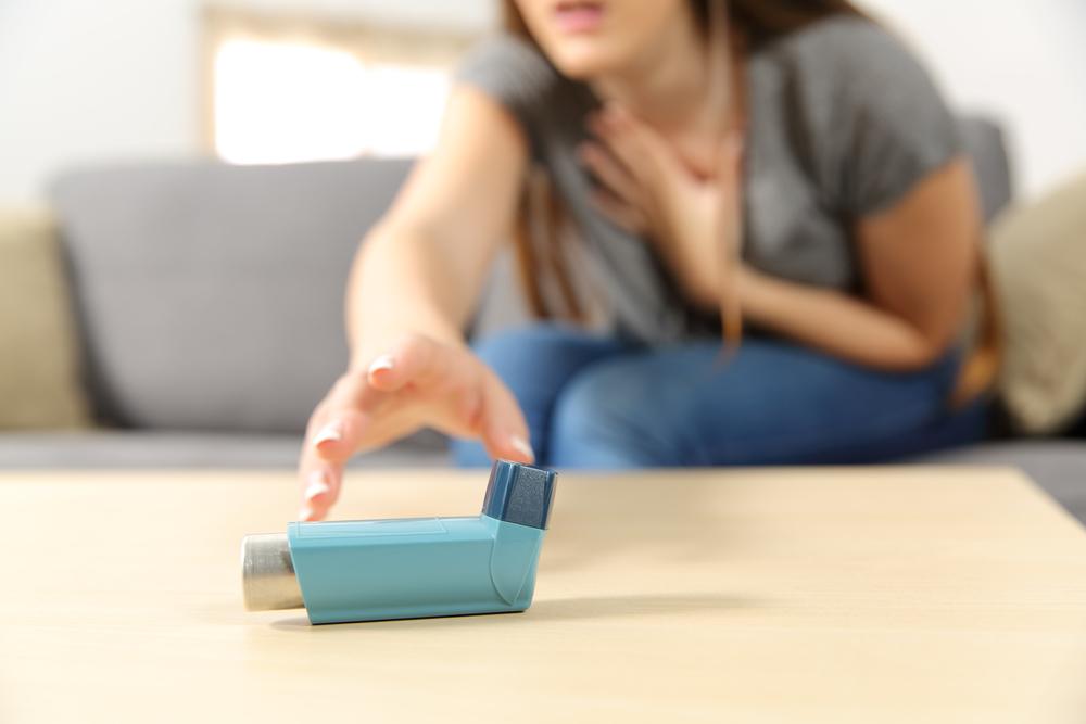 Asthma A Problem? Seek Chiropractic Treatment Near Smokey Point!